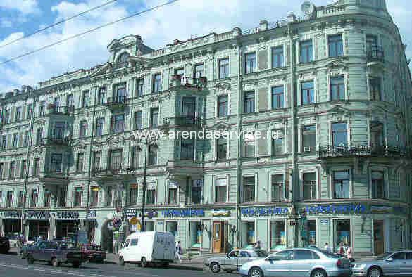 Невский проспект 64-4