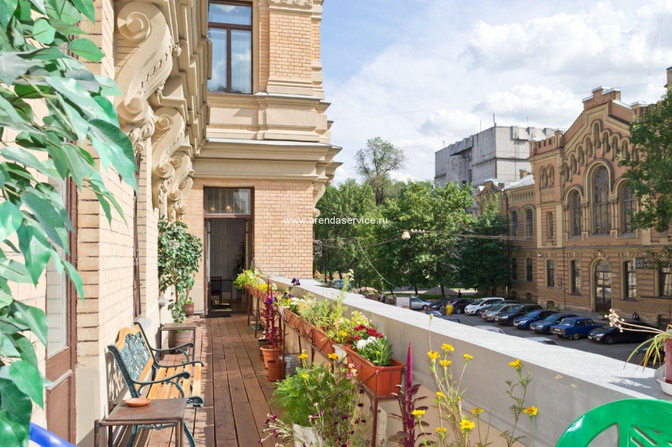 Аренда квартиры Ломоносова улица 14