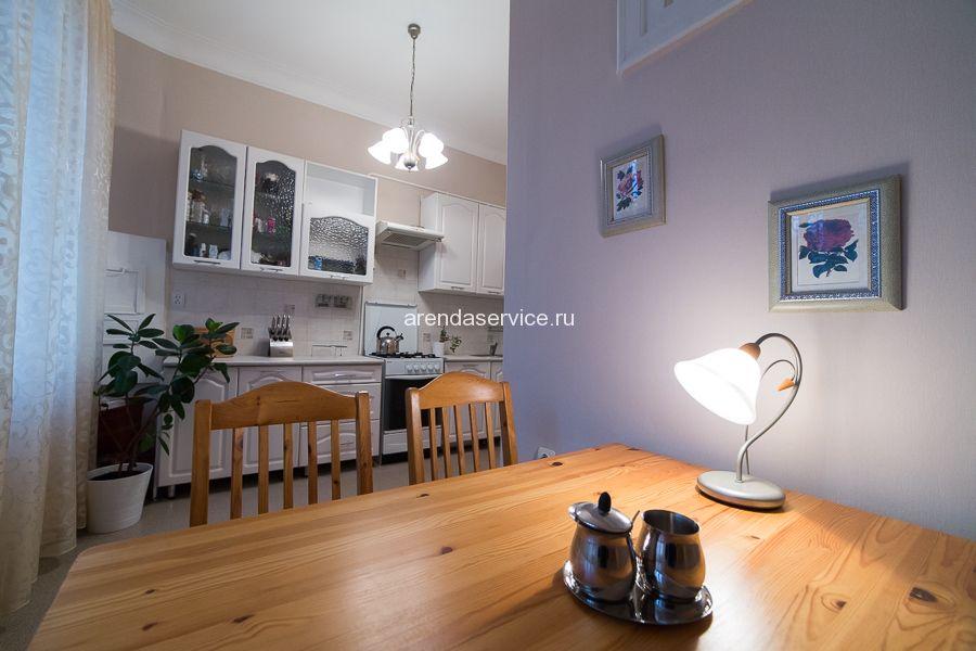 Аренда квартиры Малоохтинский проспект 84