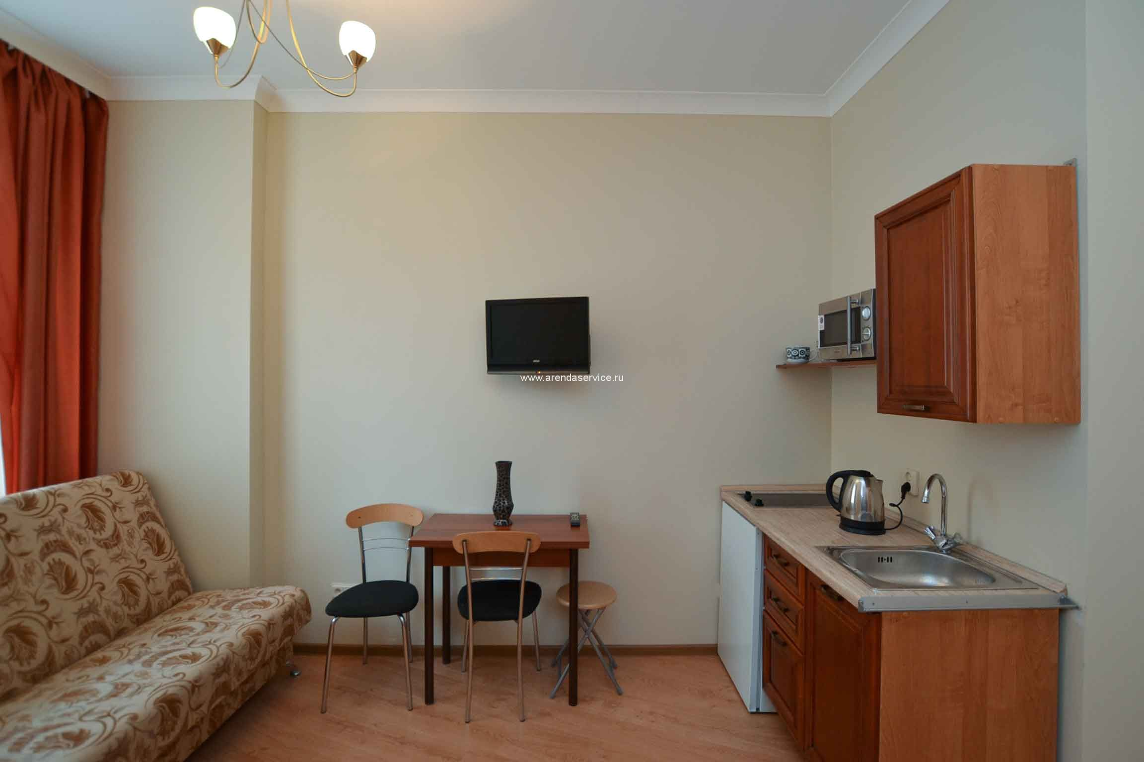 Аренда квартир в Московском районе в Минске
