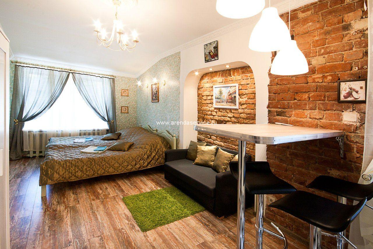 аренда двухкомнатных квартир в питере