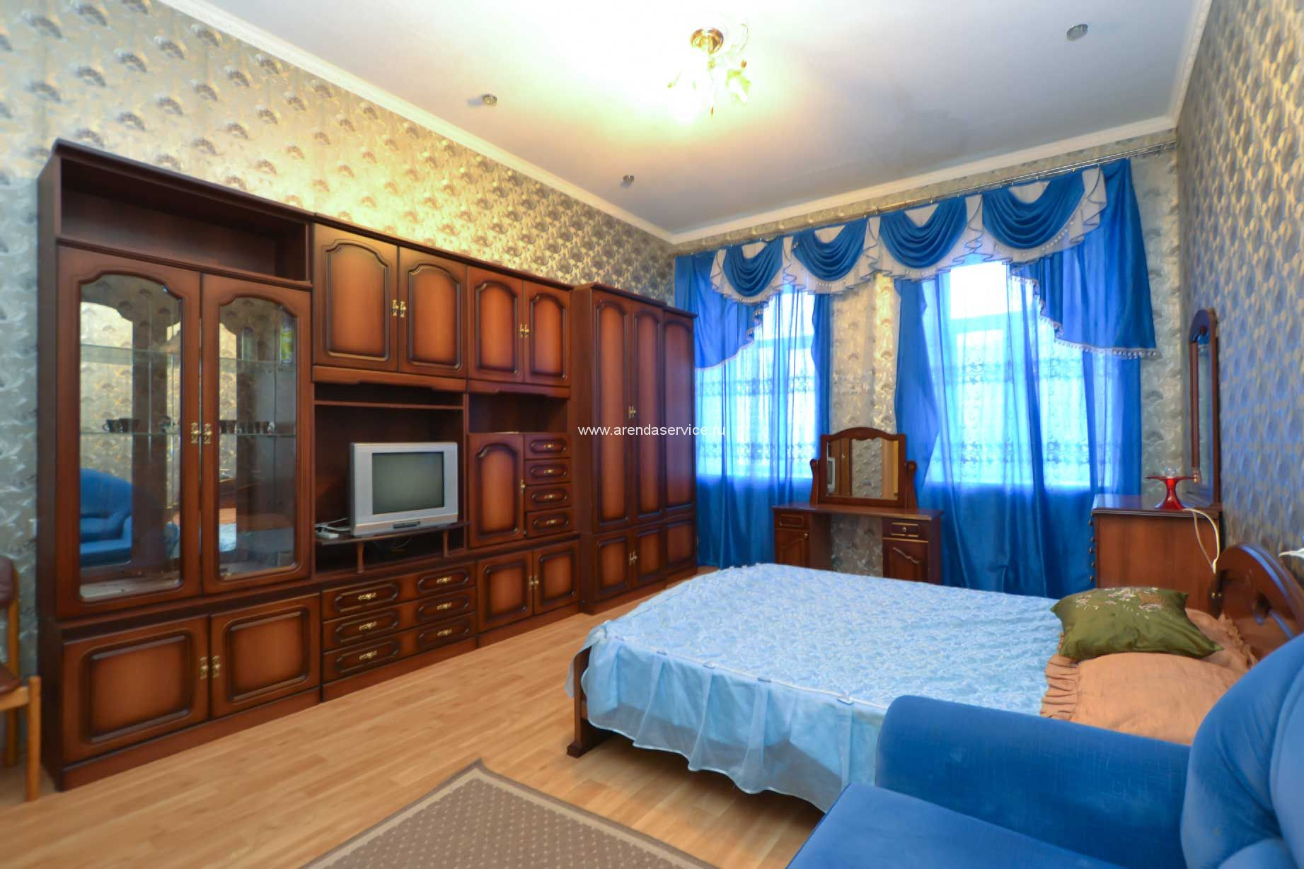 Аренда квартиры Обводный канал 66