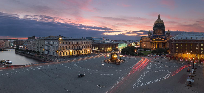 фотография Исаакиевской площади