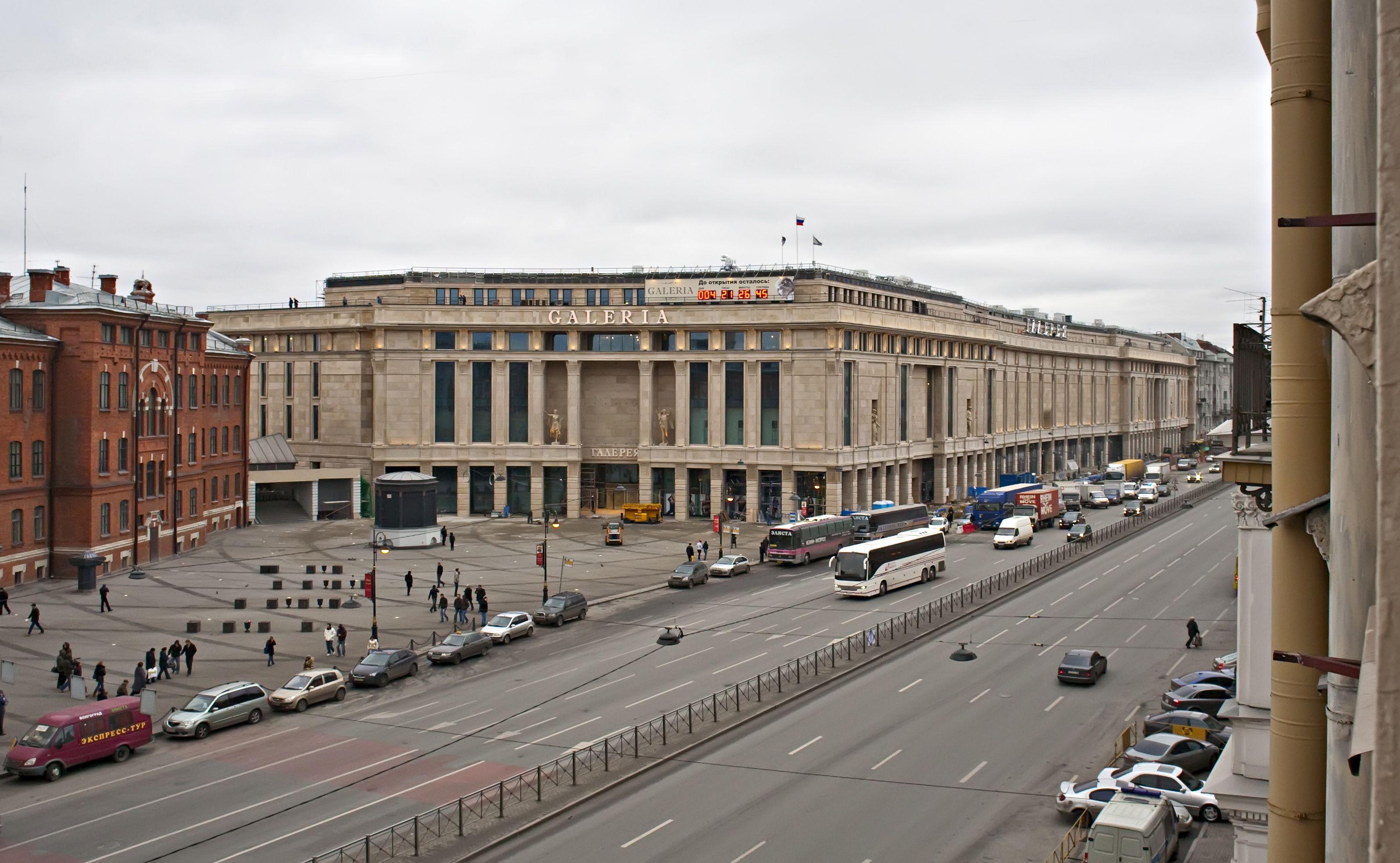 Фотография ТК Галерея на Лиговском проспекте