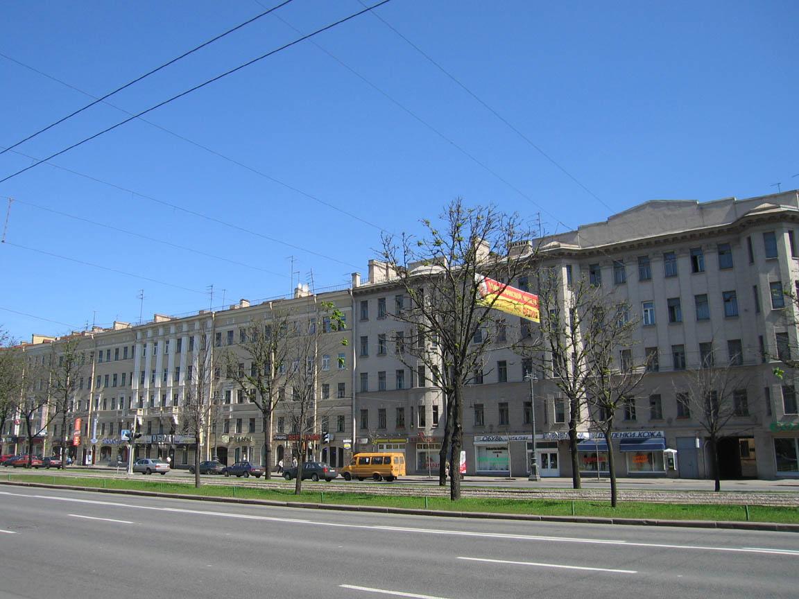 Фотография Московский проспект