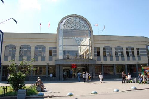 Фотография автовокзала