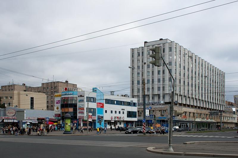 ТК около станции Приморская