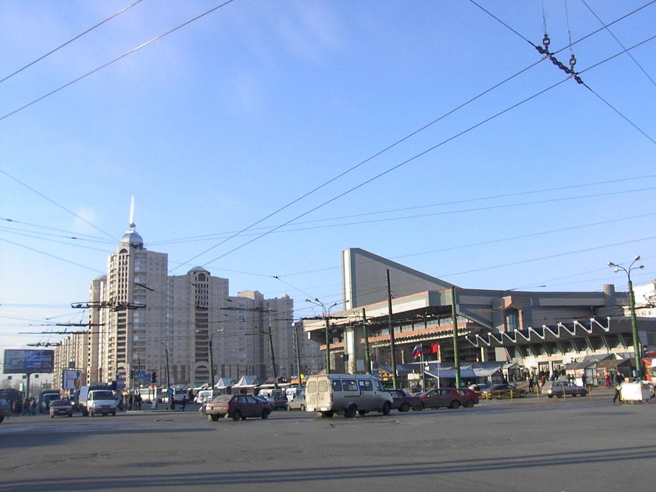 Фотография станция Приморская