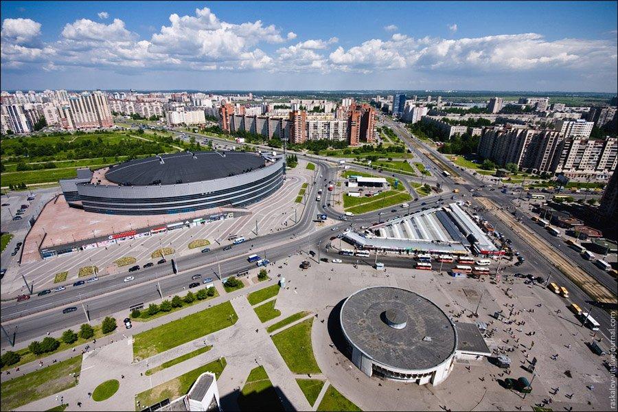 станция метро Проспект Большевиков