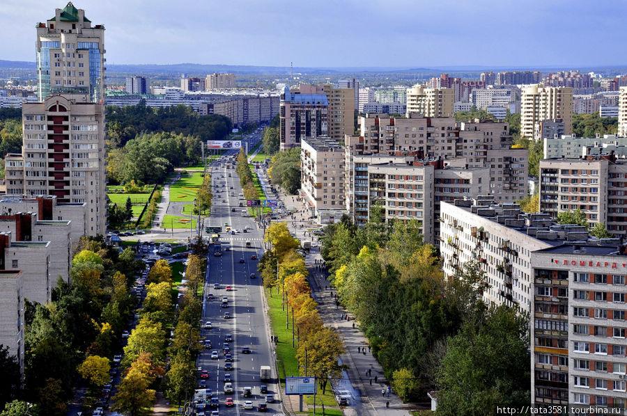 Проспект Ветеранов