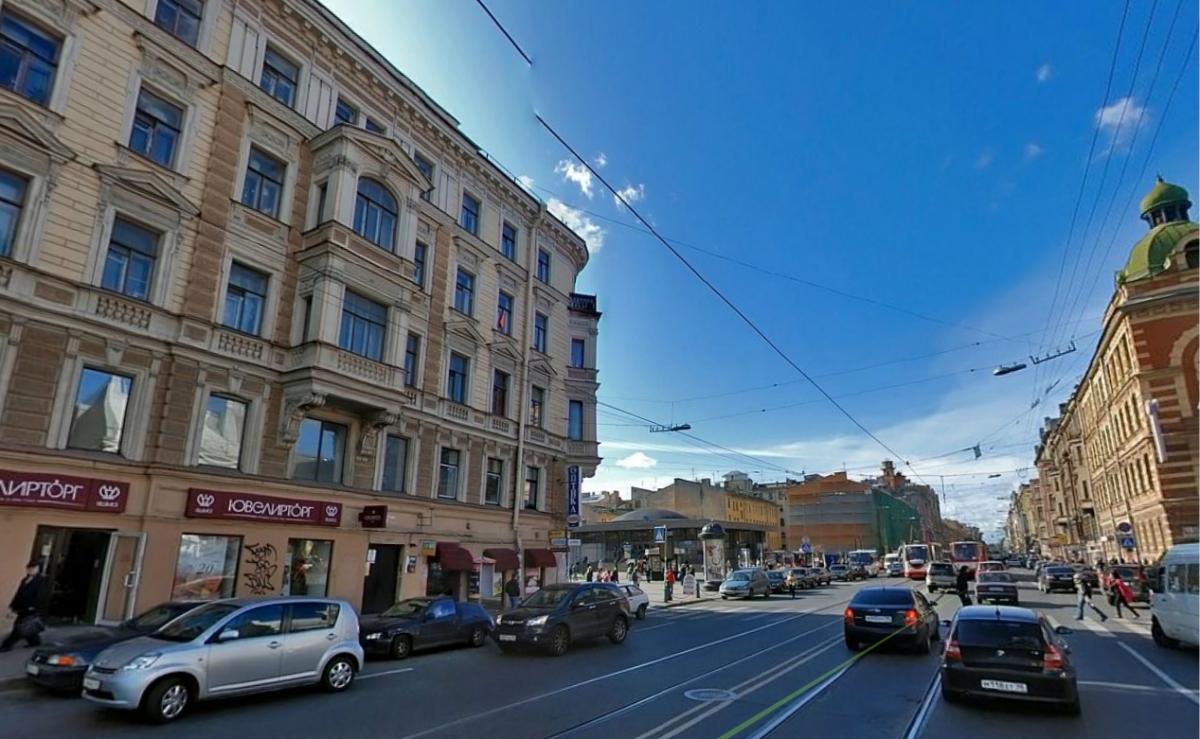 Фотография метро Василеостровская Средний проспект