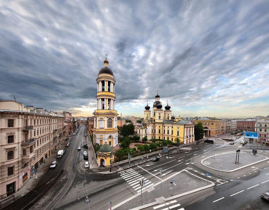 владимирская площадь