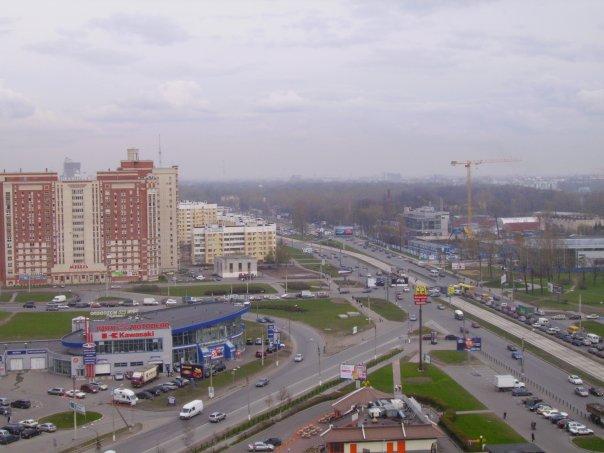 Фотография проспекта Испытателей